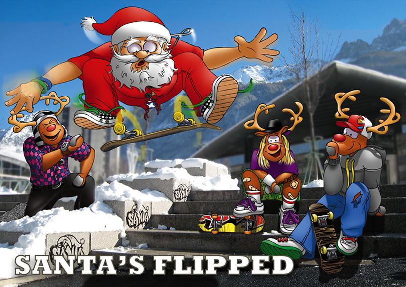 Santa's Flipped